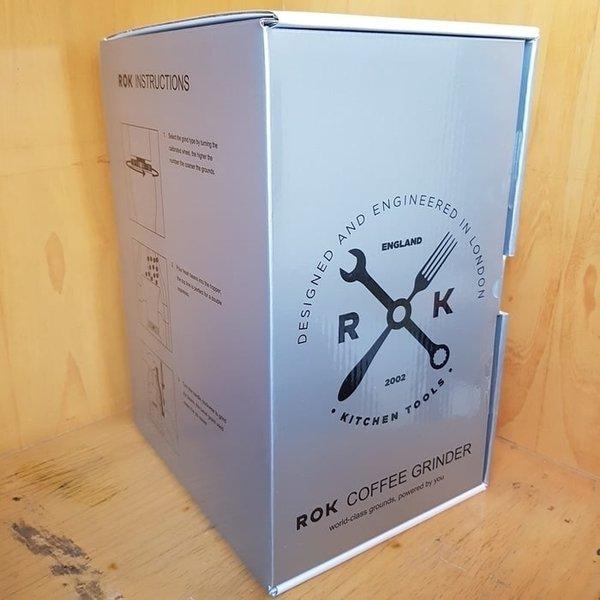 Rok Coffee Grinder Manual - Alat Penggiling - Mesin Giling Biji Kopi AG20SN