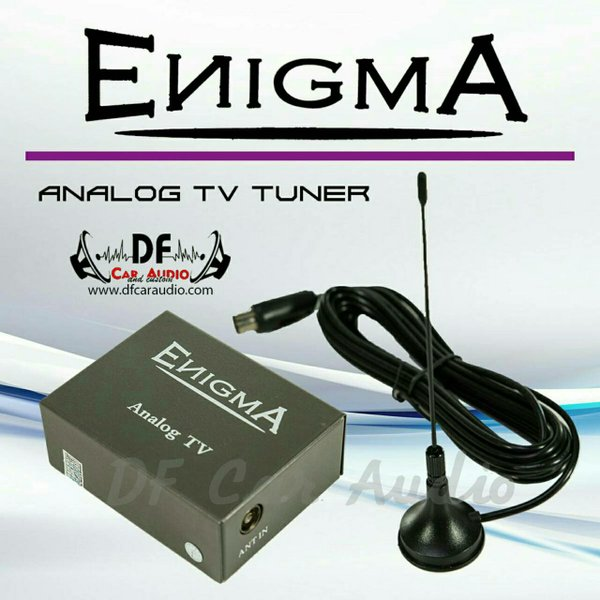 Thuner TV / Analog Tuner Tv Bandung[ DF Car Audio ]