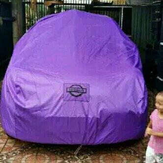 Selimut Mobil Nissan Cefiro  - Cover Mobil Anti Air - Cover Mobil Outdoor - Mantel Mobil Krisbow - Original