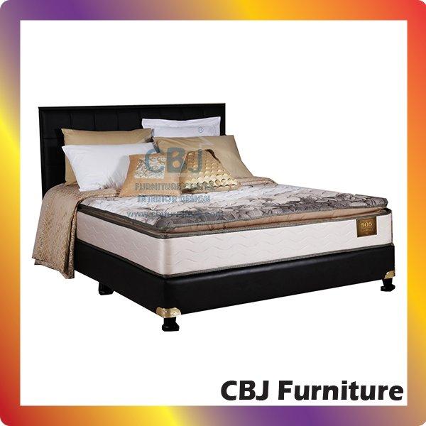 Kasur Spring Bed Airland 505 Essentials ukuran 200 x 200 [Full Set]