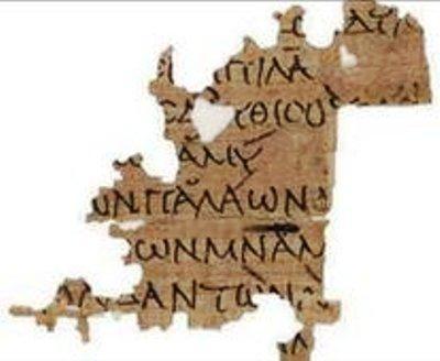 Image result for Ancient Greek fragments