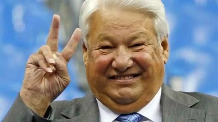 Resultado de imagen para Fotos de Borís Yeltsin