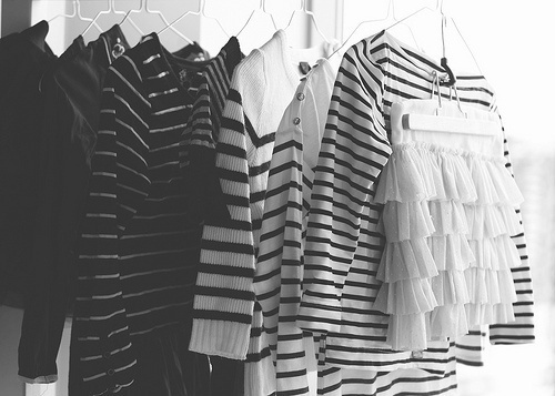 Image result for clothes black and white
