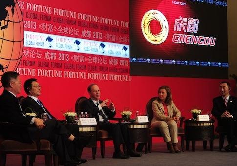2012 Fortune Global Forum / AP
