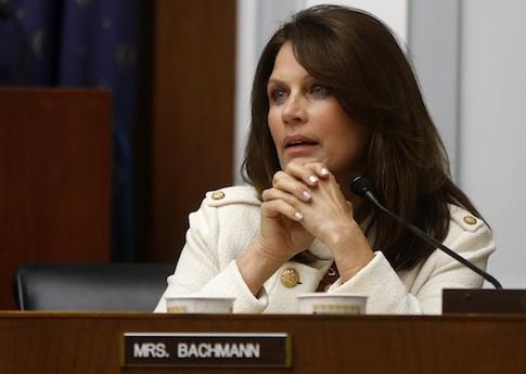 Rep. Michele Bachmann / AP