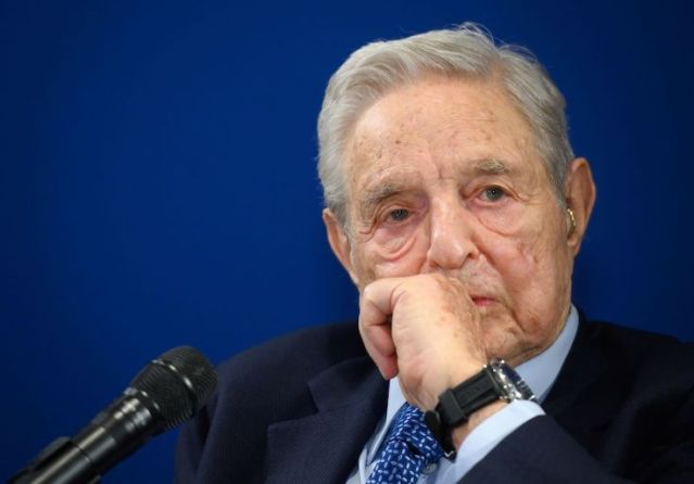 Soros Set to Double 2016 Spending, Pouring $40 Million Into Super PAC