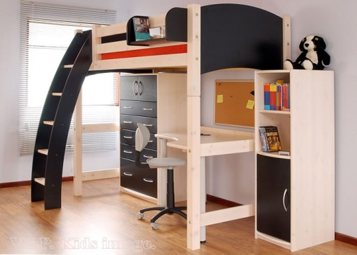 Are Bunk Beds Better Then Two Single Beds For Twins Sharing One Room?
