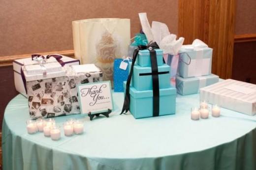 Kaashifa's Blog: Wedding Gift Box Decorating Ideas For