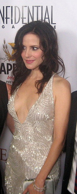 Mary-Louise Parker of 'Weeds' is 47 years old.