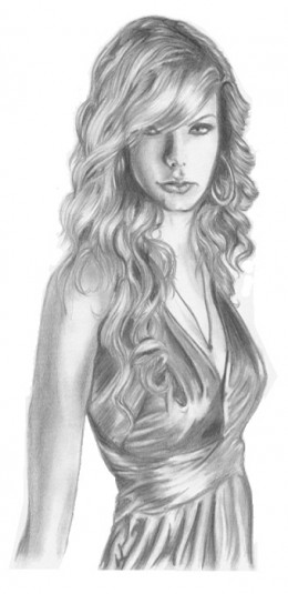 Taylor Swift Red Coloring Pages. celebrities book 7 ...