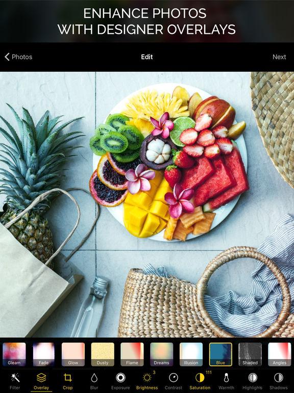 Warmlight - Manual Camera & Photo Editor Screenshot