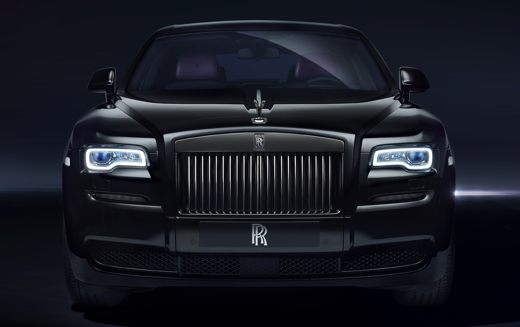 Rolls Royce Introduces New Black Badge Trim For Ghost And