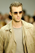 Ermenegildo Zegna 2012 mens hairstyle trends spring summer collection www izandrew blogspot com izandrew 2