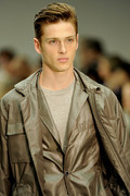 Ermenegildo Zegna 2012 mens hairstyle trends spring summer collection www izandrew blogspot com izandrew 3