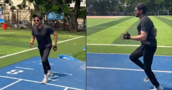 Video Of 62-Year-Old Anil Kapoor Sprinting Like