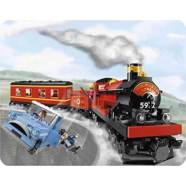 LEGO Harry Potter Hogwarts Express 4841 Toys