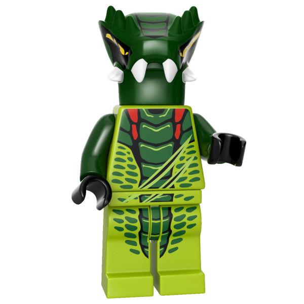 LEGO Ninjago Lizaru 9557 Toys