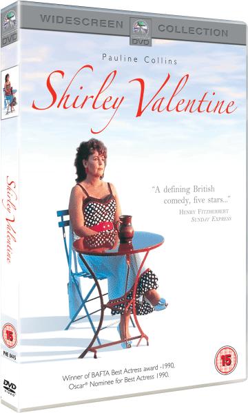 Shirley Valentine DVD Zavvi