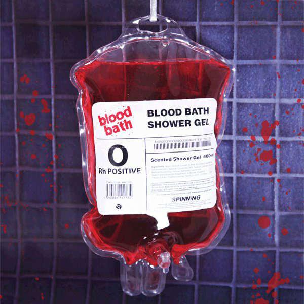 Blood Bath Shower Gel IWOOT
