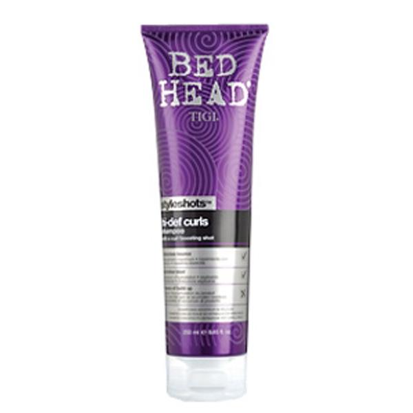 Tigi Bed Head Styleshots Hi Def Curls Shampoo 250ml