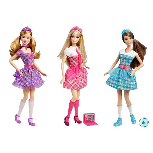 Barbie Dress Games Only