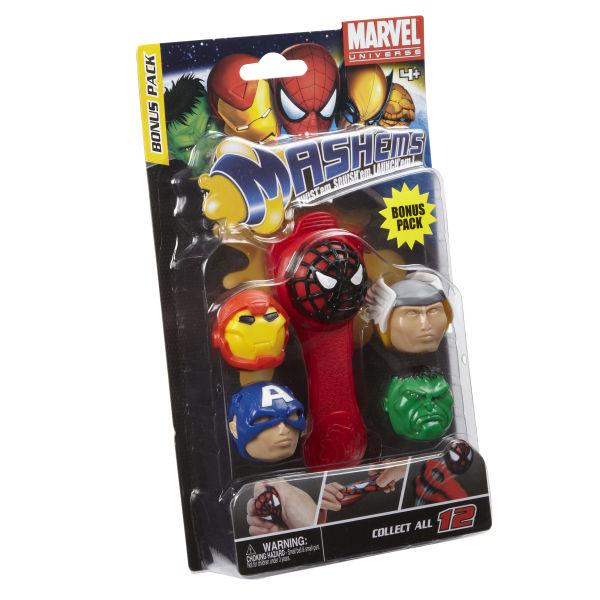 Mashems Marvel Universe Bonus Pack Merchandise