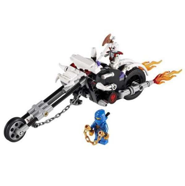 LEGO Ninjago Skull Motorbike 2259 IWOOT