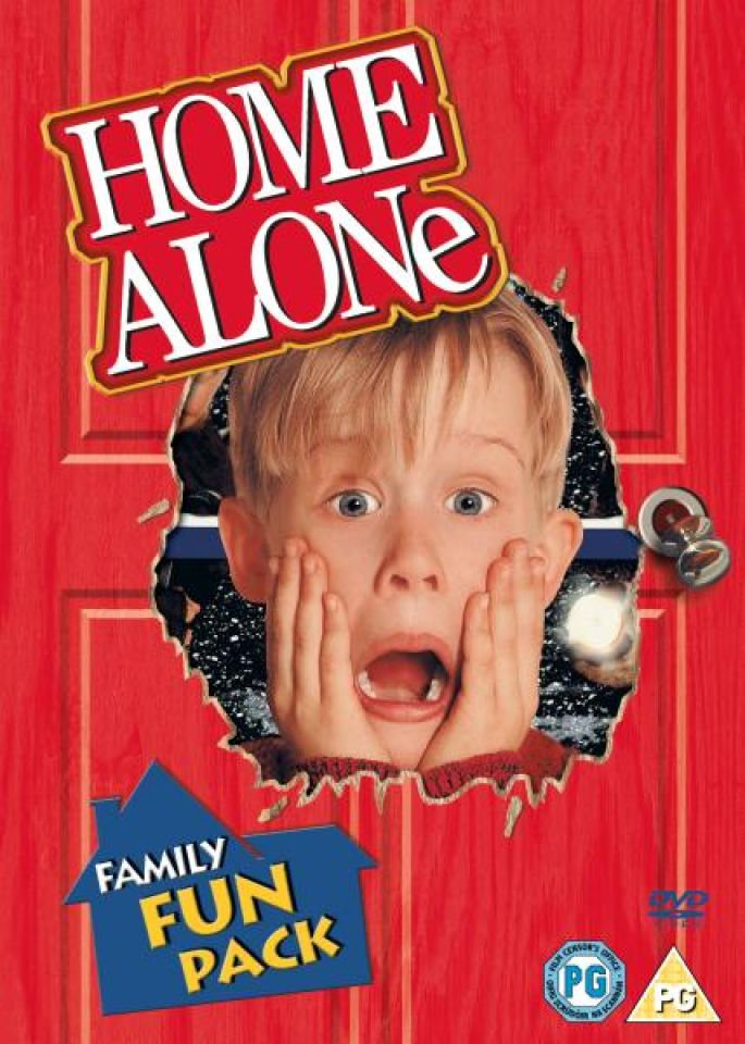 Home Alone Collection DVD
