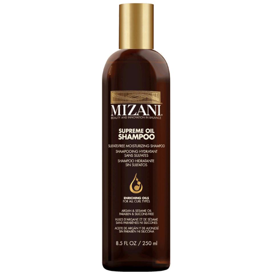Mizani Supreme Oil Shampoo 250ml Free Shipping