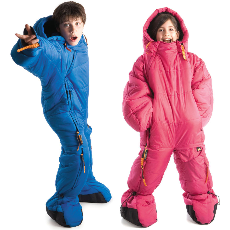 Kids SelkBag MusucBag Sleeping Bag Suit IWOOT