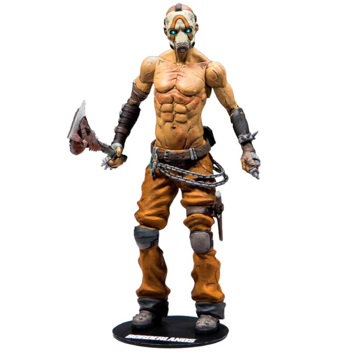 Action figure Psycho, Borderlands – McFarlane Toys – circa 18 cm