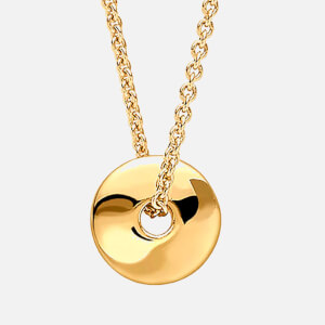 Missoma Women's Cosmic Coin Necklace - Gold