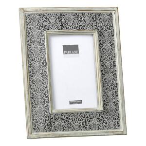 Parlane Treviso Frame - Black/White (25 x 20cm)