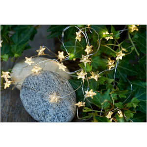 Sirius Trille 40 LED String Lights with Timer - 3.9m