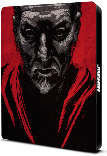 Jigsaw Zavvi Exclusive Limited Edition Steelbook Blu Ray
