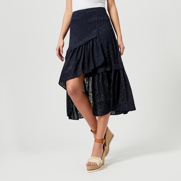 Gestuz Women's Cete Skirt - Deep Well: Image 01