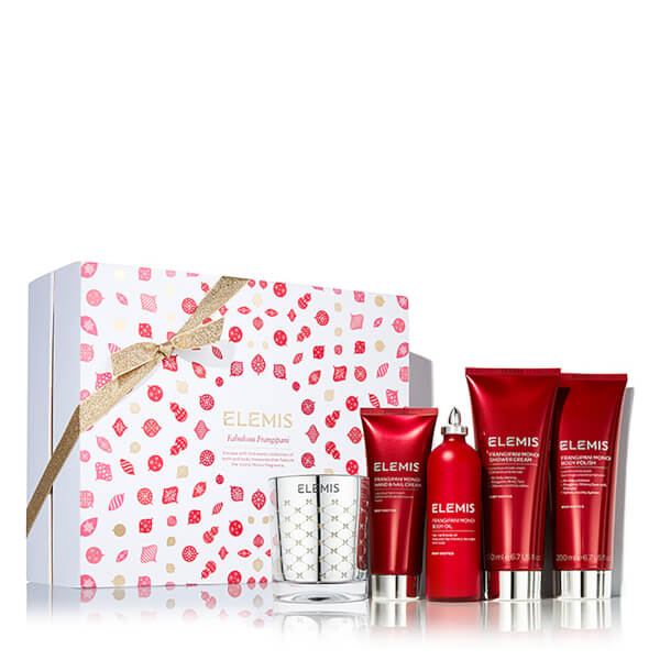 Elemis Fabulous Frangipani Gift Set (Worth £135.00)