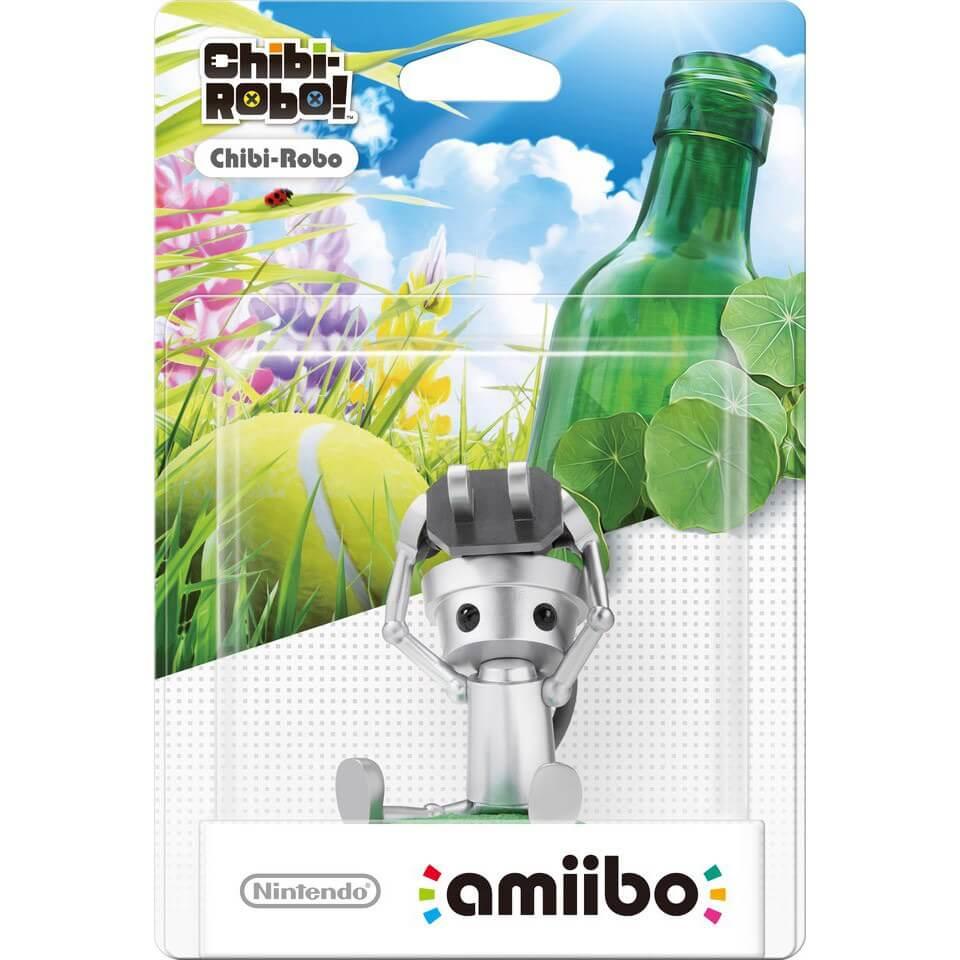 Chibi Robo Amiibo Nintendo Official UK Store