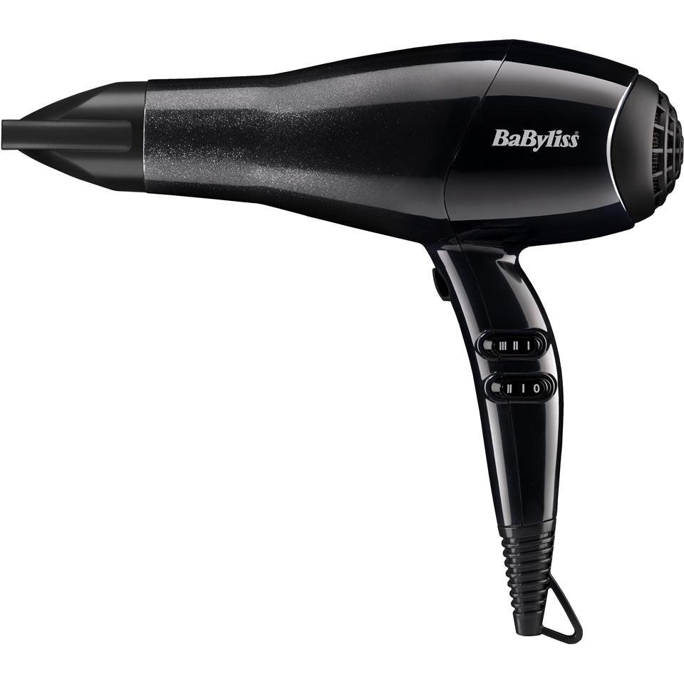 BaByliss Diamond Hair Dryer Black Free Shipping