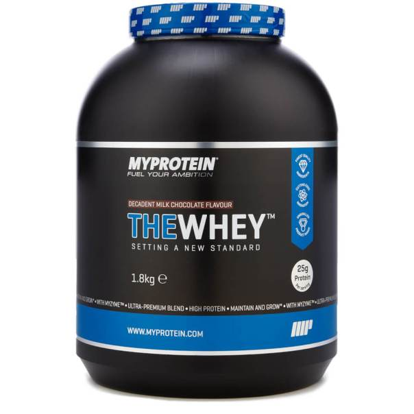 Thewhey™ - 60 Servings - 1.8kg - Leche con Chocolate
