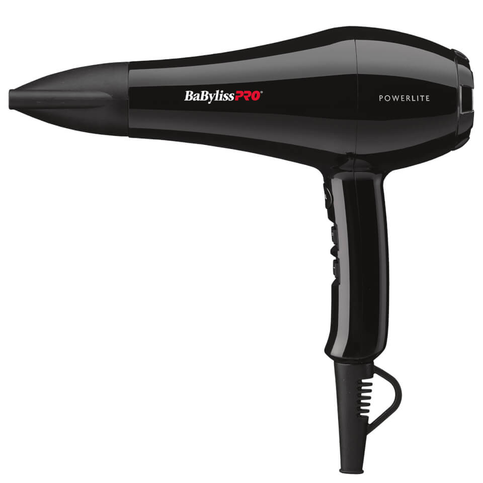 Babyliss PRO Power Lite Hair Dryer Lookfantastic