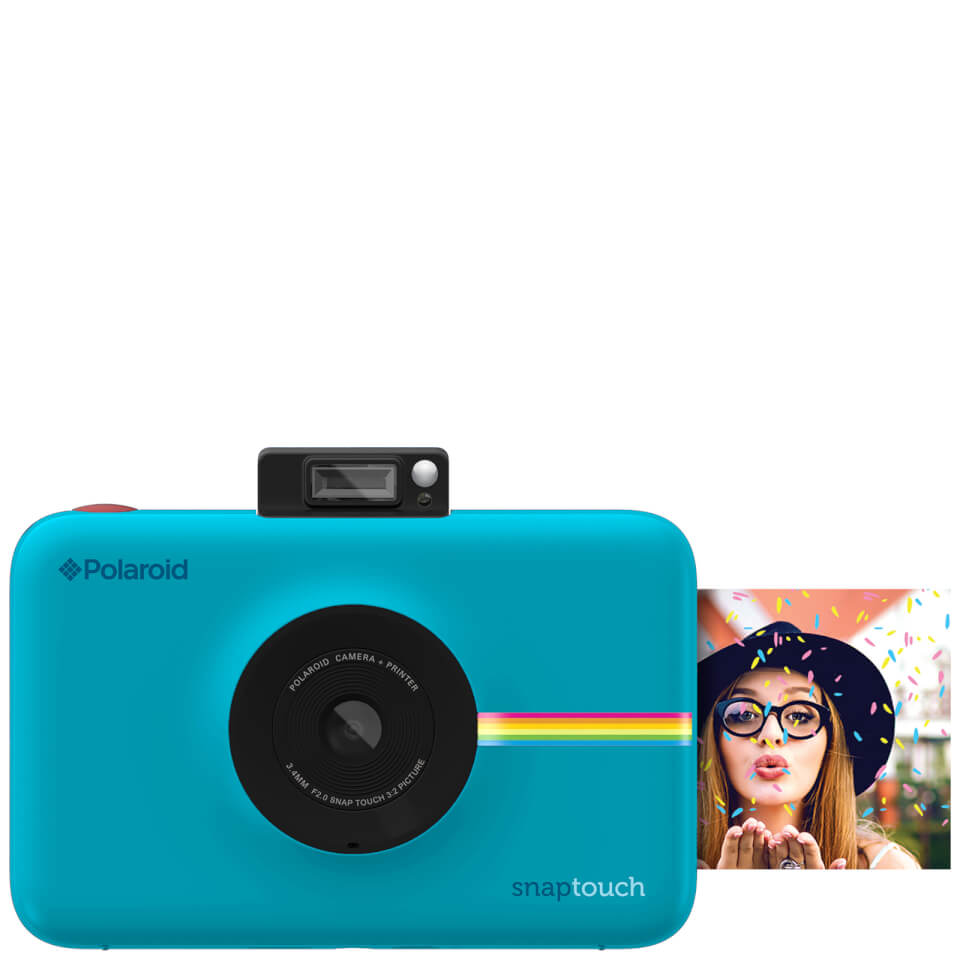 Polaroid Snap Touch Instant Digital Camera with LCD Touch Display - Blue canon eos 1d mark iv 16.1 mp cmos digital slr camera with 3-inch lcd and 1080p hd video (body only) Canon EOS 1D Mark IV 16.1 MP CMOS Digital SLR Camera with 3-Inch LCD and 1080p HD Video (Body Only) 11424893 2104469294701143