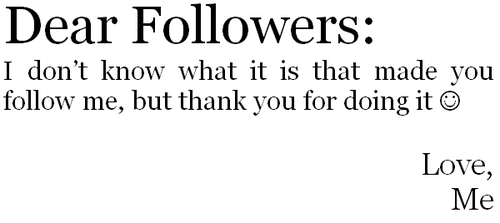 Image result for thank you followers