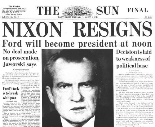 Image result for nixon impeachment