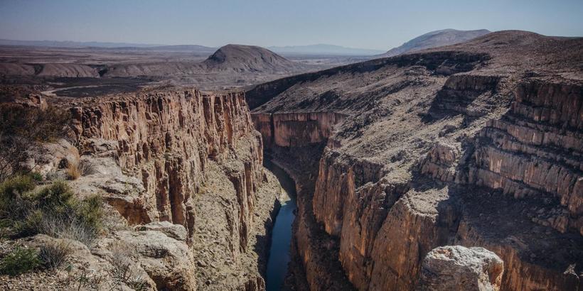Трагедия Рио-Гранде: великая река, которую высушили США и Мексика