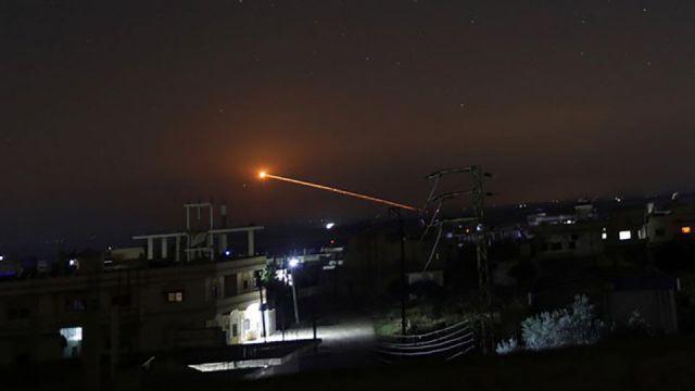 Izrael ponownie ostrzelał terytorium Syrii - tvp.info
