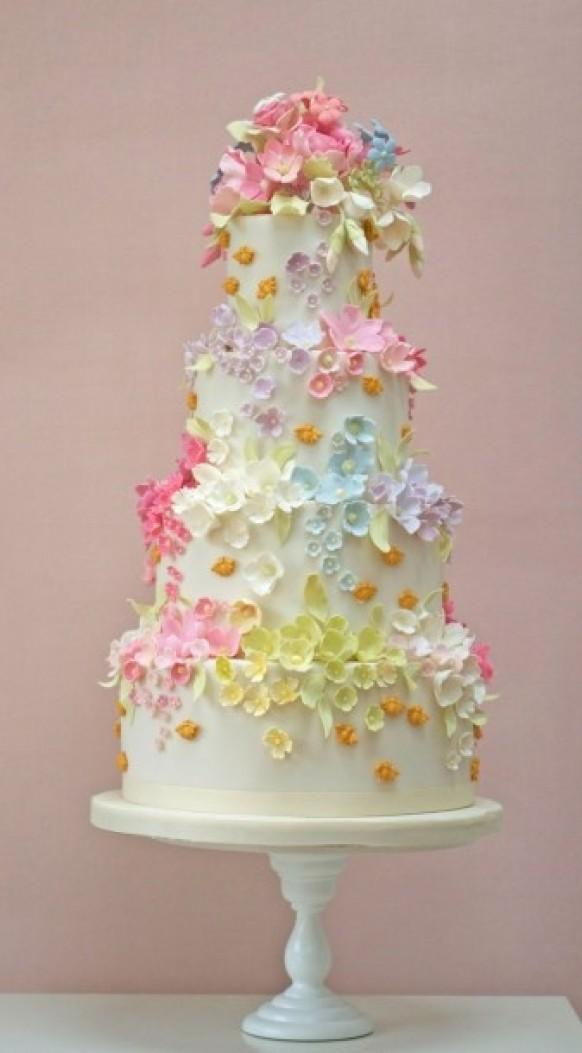 Unusual Baby Shower Cakes
