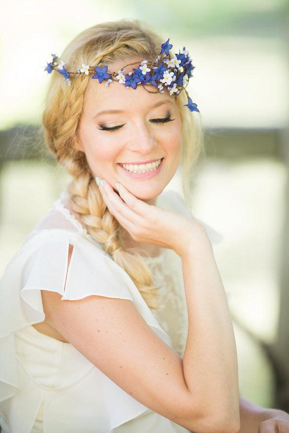 Wedding Flowers Flower Hairpiece For Wedding