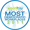 WorldBlu List of Most Democratic Workplaces 2011