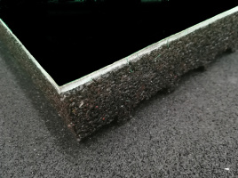Pavimento In Gomma Per Palestra : Protezioni in gomma per impianti sportivi pavimenti rivestimenti